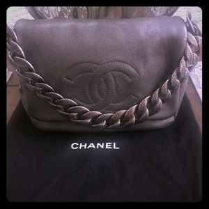 Chanel Caviar Handbag